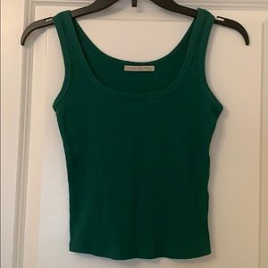 NWOT Active USA Cropped Tank